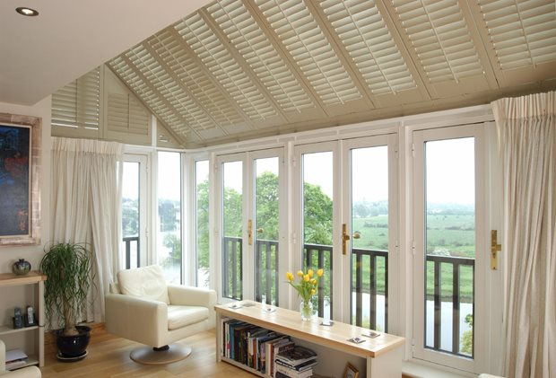 shutters UPVC windows conservatories