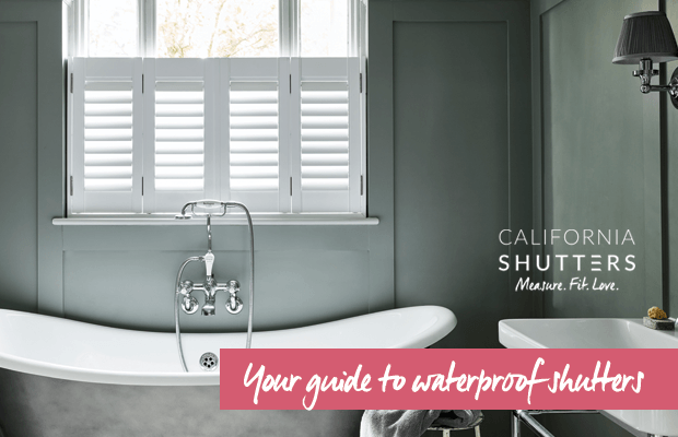Buy Waterproof Shutters California Shutters