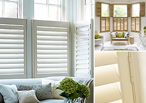 Diy plantation window shutters california shutters Are plantation shutters still in style 2017