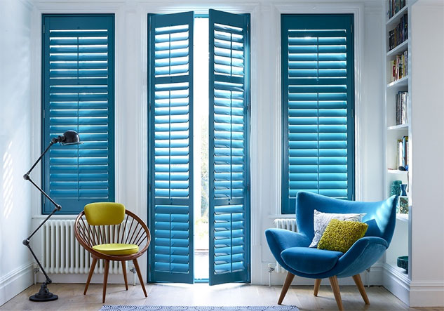 How to choose the right shutters for every room california shutters - Tips for choosing the right blinds for the rooms ...