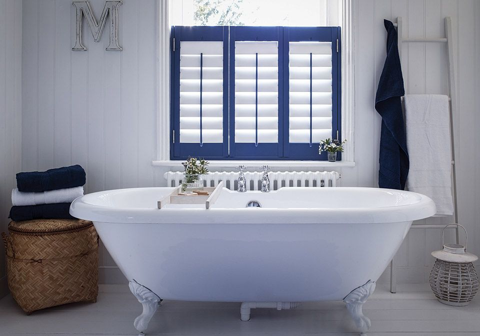 Bathroom Window Blinds B&Q window shutters | beautiful pictures of our interior shutters