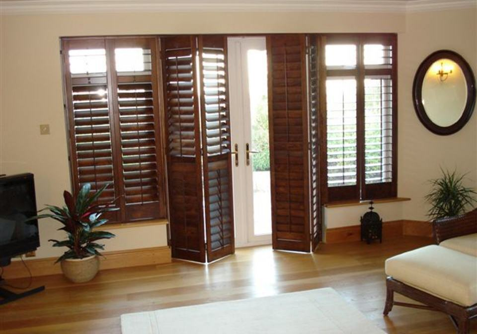 Narrow Interior French Doors