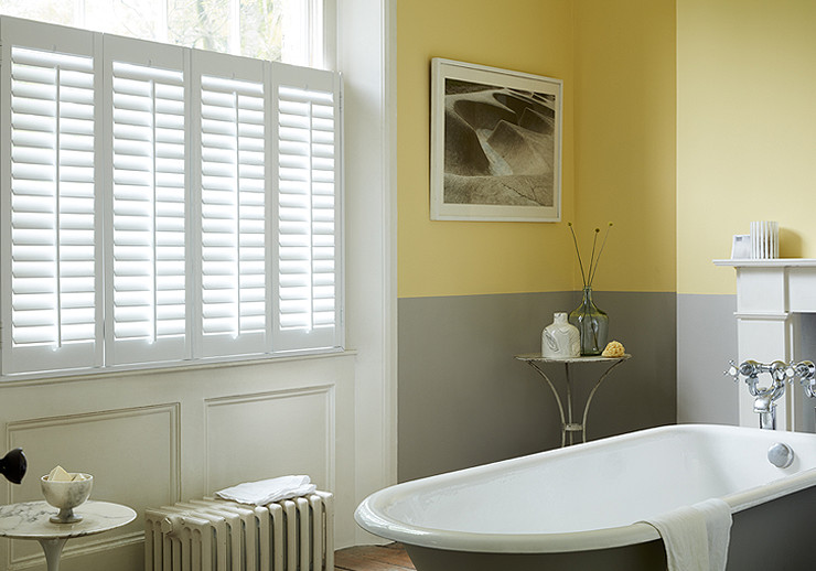 Waterproof Polyvinyl shutters